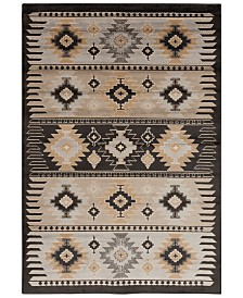 "Surya Paramount PAR-1046 Medium Gray 7'9"" x 11'2"" Area Rug"