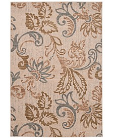"""CLOSEOUT!  Riley RLY-5023 Pear 7'10"""" x 10'10"""" Area Rug"""