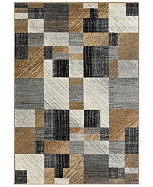 "Surya Riley RLY-5101 Medium Gray 2' x 3'3"" Area Rug"