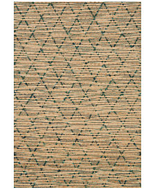 "Loloi Beacon Jute BU-03 2'6"" x 7'6"" Runner Area Rug"