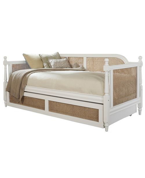 Hillsdale Melanie Cane Daybed with Trundle