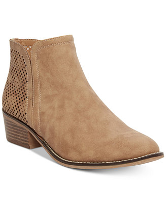 1c08fc8e1f0 Madden Girl Neville Ankle Booties & Reviews - Boots - Shoes - Macy's
