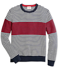 Brooks Brothers Men's Sailor Striped Sweater