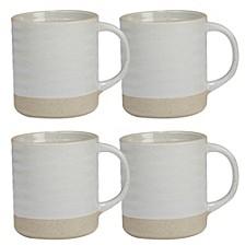 Artisan 4-Pc. Mug 22oz Set