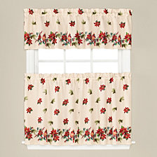 Holiday Elegance Valance
