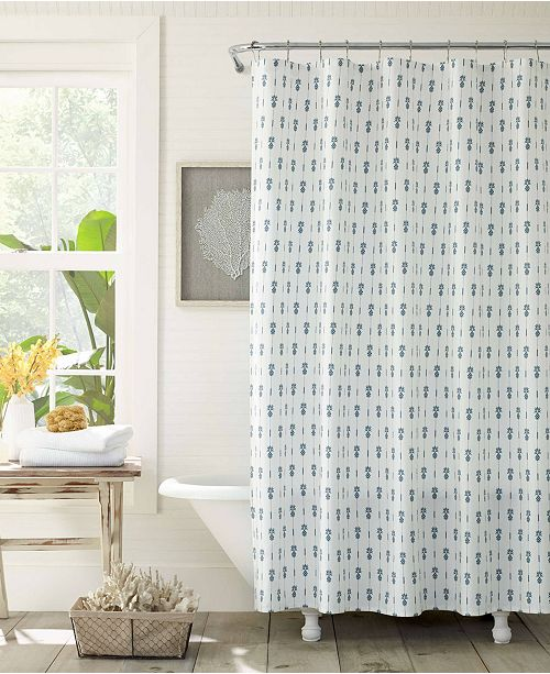 Tommy Bahama Home Pineapple Pinstripe 100 Cotton