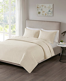 510 Design Otto King/California King 3-Piece Coverlet Set