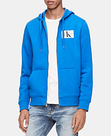 Calvin Klein Jeans Men's Full-Zip Hoodie