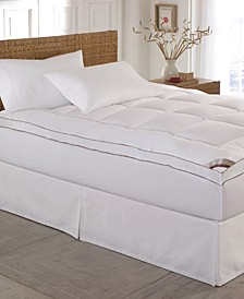 Gallery Cotton-Top 2 Inch Gusseted Mattress Pad Collection