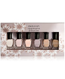 Deborah Lippmann 6-Pc. Undressed Gift Set