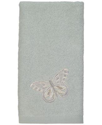 Butterflies Fingertip Towel