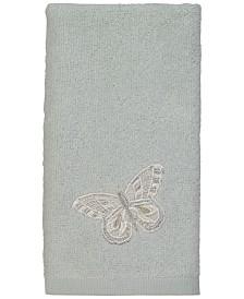 Avanti Butterflies Fingertip Towel
