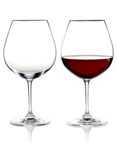 Riedel Wine Glasses Set Of 2 Vinum Pinot Noir All