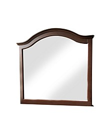 Francine Traditional Curved Mirror