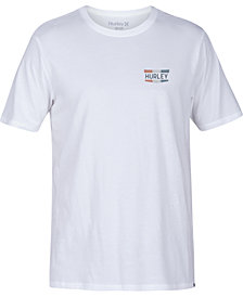 Hurley Men's Badge Graphic T-Shirt, Created for Macy's