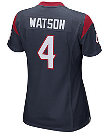 Nike Women's DeShaun Watson Houston Texans Game Jersey