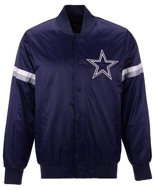 ... G-III Sports Men s Dallas Cowboys Draft Pick Starter Satin Jacket ... e80c76db6
