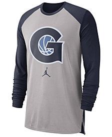 Nike Men's Georgetown Hoyas Breathe Shooter Long Sleeve T-Shirt