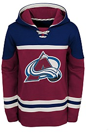 Outerstuff Colorado Avalanche Asset Hoodie, Big Boys (8-20)