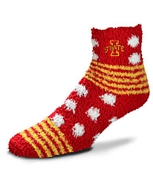For Bare Feet Iowa State Cyclones Homegater Sleep Soft Socks