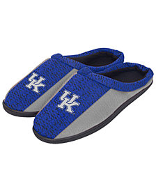 Forever Collectibles Kentucky Wildcats Knit Cup Sole Slippers