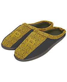Forever Collectibles Pittsburgh Pirates Knit Cup Sole Slippers