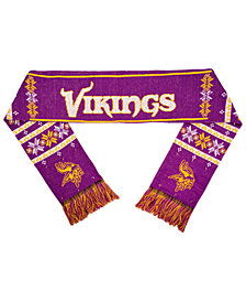 Forever Collectibles Minnesota Vikings Light Up Scarf