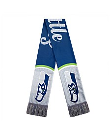 Forever Collectibles Women's Seattle Seahawks Glitter Script Wordmark Scarf