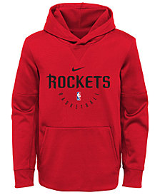 Nike Houston Rockets Spotlight Hoodie, Big Boys (8-20)