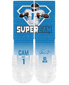 Cam Newton Action Crew Socks
