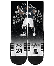 Strideline Marshawn Lynch Action Crew Socks