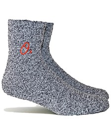 Baltimore Orioles Parkway Team Fuzzy Socks