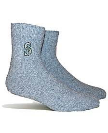 Seattle Mariners Parkway Team Fuzzy Socks
