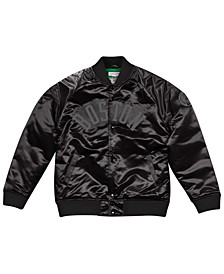 Men's Boston Celtics Tough Season Satin Jacket