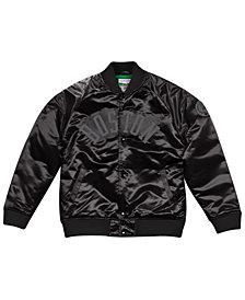 Mitchell & Ness Men's Boston Celtics Tough Season Satin Jacket