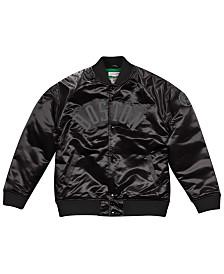 06acaa77280ff5 Mitchell   Ness Men s Boston Celtics Tough Season Satin Jacket