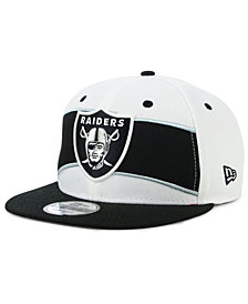 New Era Oakland Raiders Thanksgiving 9FIFTY Cap