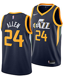 Nike Grayson Allen Utah Jazz Icon Swingman Jersey, Big Boys (8-20)