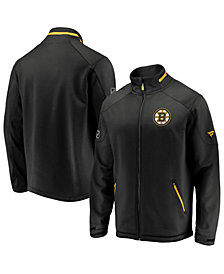 Majestic Men's Boston Bruins Rinkside Authentic Pro Jacket
