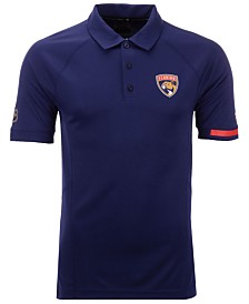 Majestic Men's Florida Panthers Rinkside Pro Polo