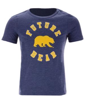 image of Retro Brand California Golden Bears Future Fan Dual Blend T-Shirt, Toddler Boys (2T-4T)