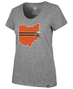 10d677c7 Cleveland Browns Sport Fan T-Shirts, Tank Tops, Jerseys For Women ...