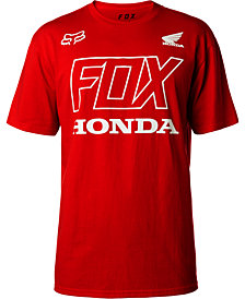 Fox Mens Honda Graphic T-Shirt