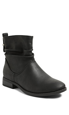 XOXO Cupertino Slouch Ankle Booties