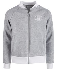 Champion Little Girls Track Jacket