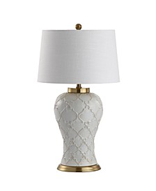 Arthur Ceramic LED Table Lamp