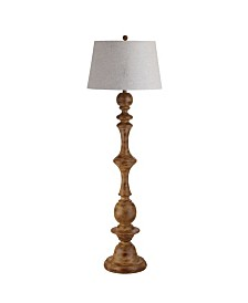 JONATHAN Y Taylor Resin Led Floor Lamp