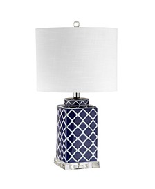 Clarke Chinoiserie Led Table Lamp
