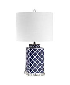 Clarke Chinoiserie Led Table Lamp