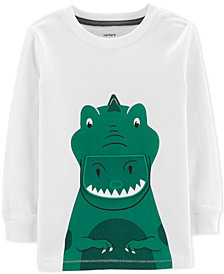Carter's Toddler Boys Dinosaur Cotton T-Shirt